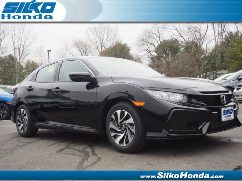 New 2018 Honda Civic LX w/Honda Sensing