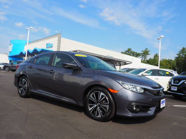 Certified Pre-Owned 2017 Honda Civic