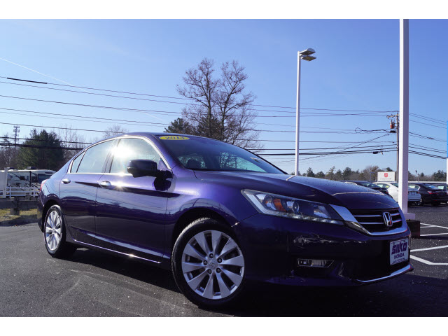 Certified Pre-Owned 2013 Honda Accord