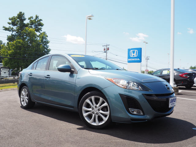 Pre-Owned 2011 Mazda3 s Grand Touring