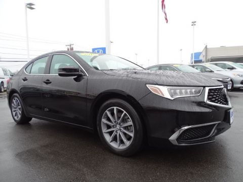 Pre-Owned 2018 Acura TLX w/Technology Pkg