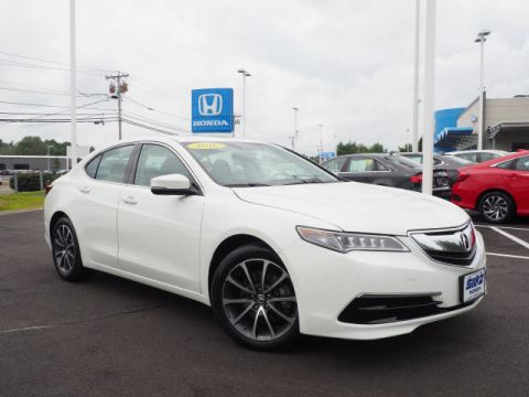 Pre-Owned 2016 Acura TLX V6 w/Tech