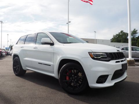 Pre-Owned 2019 Jeep Grand Cherokee SRT
