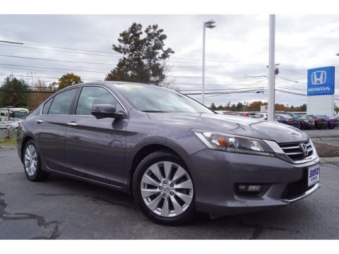 Certified Pre-Owned 2015 Honda Accord