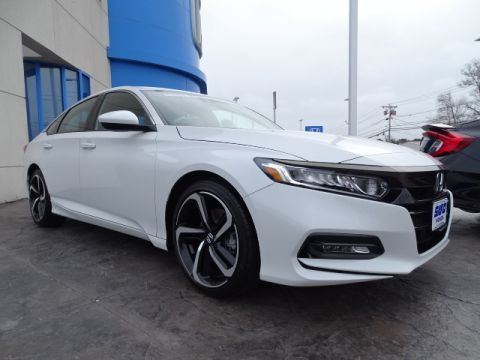 New 2020 Honda Accord Sport 1.5T
