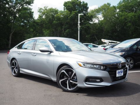 New 2019 Honda Accord Sport