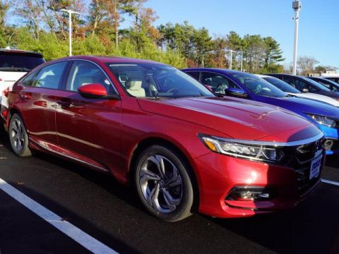 New 2020 Honda Accord EX-L 1.5T