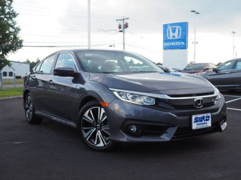 Certified Pre-Owned 2016 Honda Civic