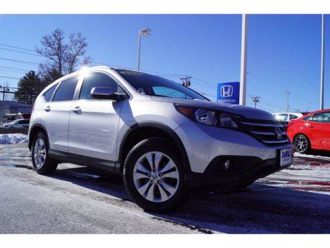 Certified Pre-Owned 2014 Honda CR-V