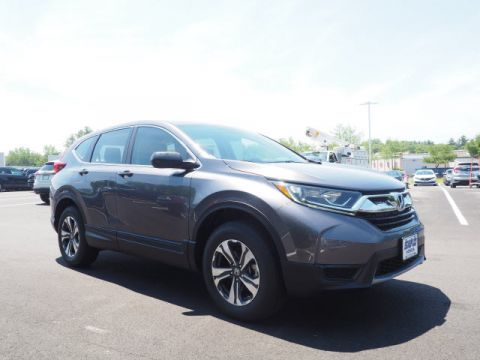 New 2019 Honda CR-V LX