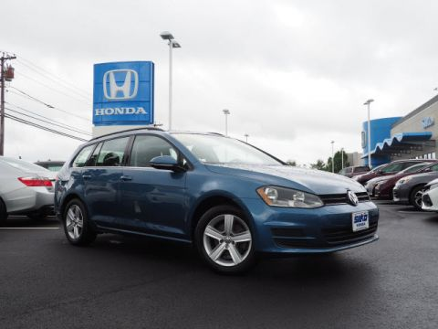 Pre-Owned 2015 Volkswagen Golf SportWagen Golf Sportwagon