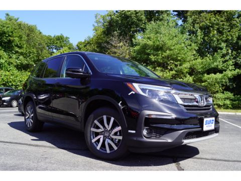 New Honda Pilot For Sale in Raynham | Silko Honda