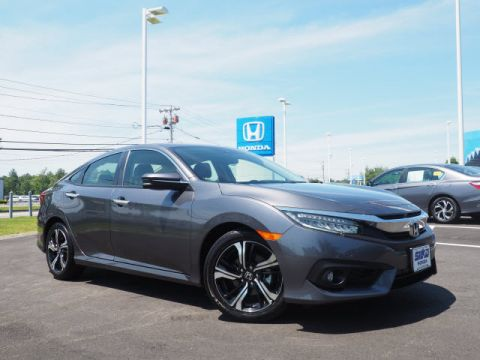 Pre-Owned 2018 Honda Civic Touring