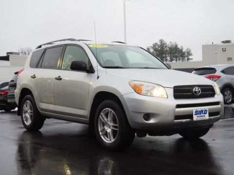 Pre-Owned 2008 Toyota RAV4 4WD 4dr 4-cyl 4-Spd AT