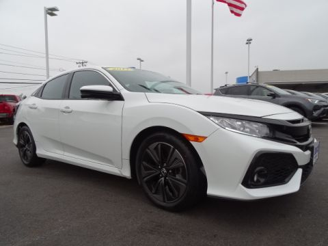 Certified Pre-Owned 2017 Honda Civic EX-L Navi