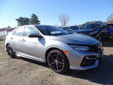 2021 Honda Civic Hatchback Sport Touring